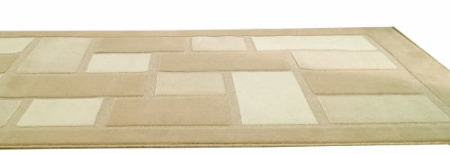 Rugs With Flair 200 x 290 cm Visiona Soft 4304, Beige