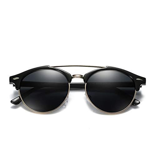 Sonnenbrille Ray Marke Luxus Designer Polarized Aviation Runde Sonnenbrille Männer Vintage Retro Brille Frauen Fahren Metall Brillen Gary