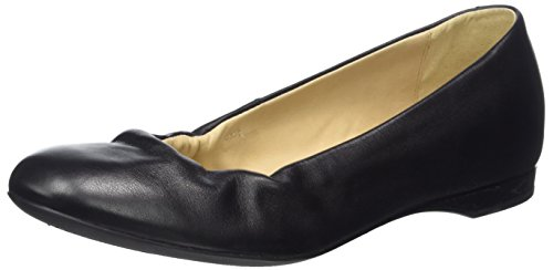 Geox D Lamulay A, Ballerine Donna Nero (BLACKC9999)