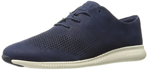 Cole Haan Damen Laserflügel (2.Zerogrand Laser Wing), Marine Blue Nubuck, 41 EU (Cole Haan Frauen Schuhe)