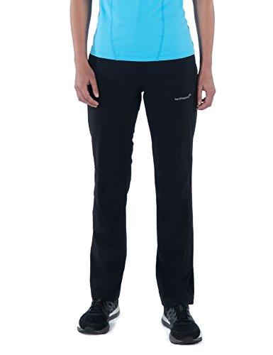 herzfrequenz Pantalon pour femme XL Noir - Noir