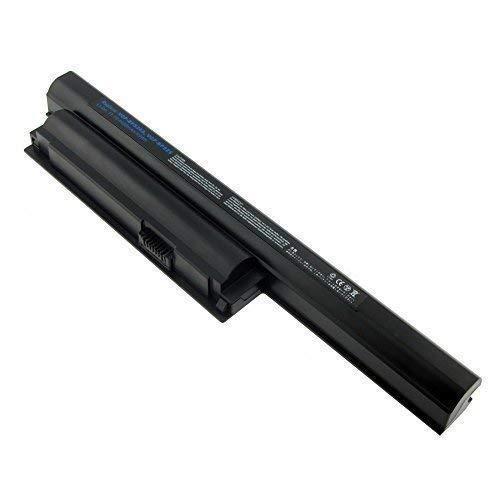 Mtxtec Batterie Rechargeable, Lion, 11.1V, 4400mAh, Noir, pour Sony Vaio VPC-EL2S1E/W
