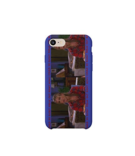 Rachel from Friends Freak Out Quote Funny_MA0558 for iPhone 11 PRO Protective Phone Mobile Smartphone Case Cover Hard Plastic Funny Gift Christmas -