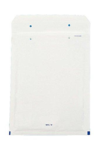 100Sobres Acolchados tamaño D4(200x 275mm) Blanco Din B5/C5+ sobres acolchados sobres acolchados (