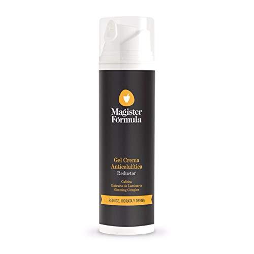 Gel Reductor Adelgazante y Anticelulítico 200ml con Aroma a Mandarina