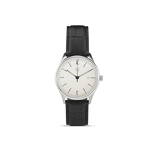 03e5192d26be BMW auténtica Iconic Collection para Hombre Reloj de Pulsera Gris