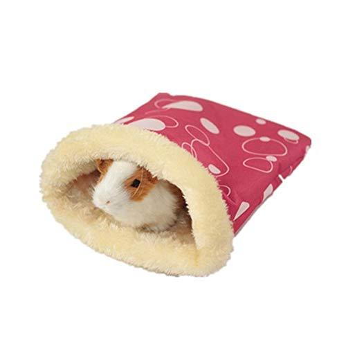 dontdo Haustierbett, klein, Igel, Eichhörnchen, Hamster, Meerschweinchen, warm, Nest