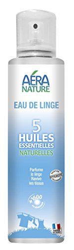 """""""Eau de linge"""" Acqua di biancheria, 250 ml, ai 5 oli essenziali naturali"""