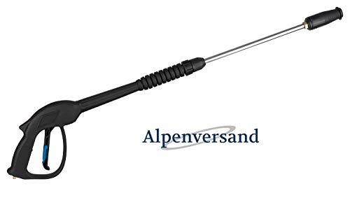 Profi Hochdruckpistole 90cm Hochdrucklanze für Kärcher Kränzle Aldi Lidl Alto Wap PKW