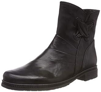 Gabor Shoes Gabor Casual, Botines Femme, Noir (Schwarz 57), 39 EU