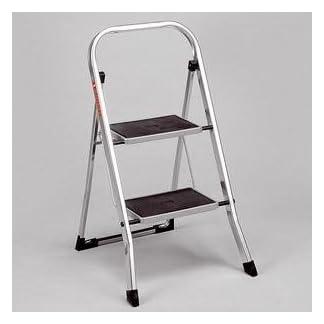 Hailo ProfiStep – Escalera plegable de aluminio