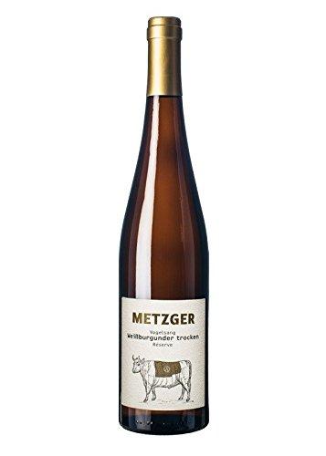 Metzger, Grünstadt - 2014, Weißburgunder