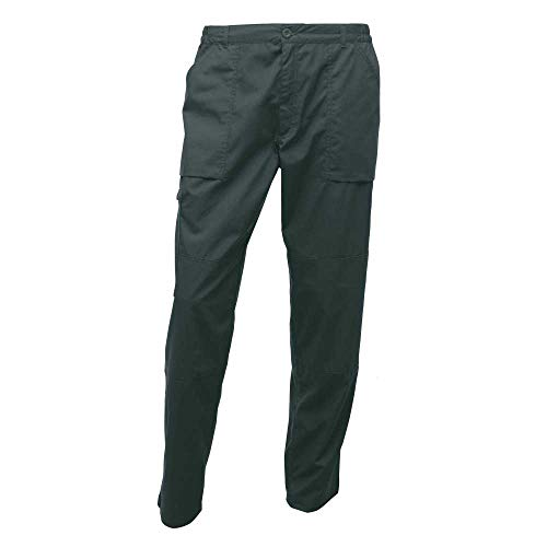 Regatta Mens NEW Action Water Resistant Walking & Working Cargo Combat Trousers -