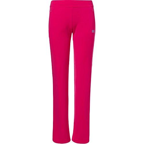 Sportkind Mädchen & Damen Tennis / Fitness / Sport Trainingshose, pink, Gr. 164