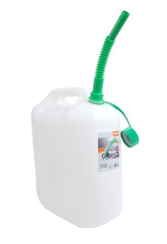 Preisvergleich Produktbild STIHL Benzinkanister 20 Liter und Auslaufrohr 0000 881 0209