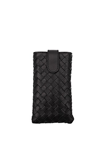 porta-iphone-bottega-veneta-uomo-pelle-nero-258331v001n1000-nero-7x12-cm