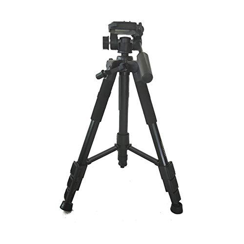 LWPCP Stativ, Outdoor-Kamera Kamerastativ 1,7 m Live-Reise Low Angle Shooting Panorama-Aufnahme mobiles Stativ bequem und leicht mehrere Möglichkeiten der Verwendung