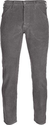Levi's® 502 Carpenter Cordhose Steel Grey