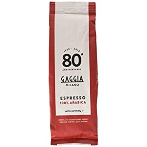 Gaggia Caffè Macinato Espresso 100% Arabica - 250 gr