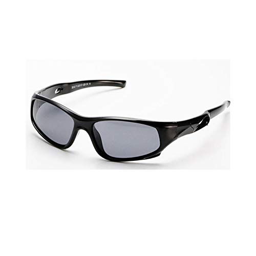 Sportbrillen, Angeln Golfbrille,Children's Polarisiert Sunglasses Baby Child Care UV Glasses Security TR90 Frame Brand Goggles Sun Glasses For Kids Gafas De Sol bright black