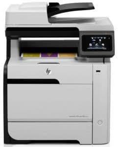 HP CE863A#B19 - LaserJet Pro 400 color MFP M475