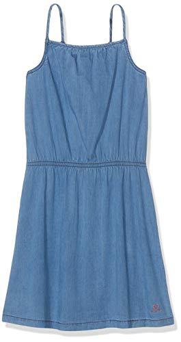 .906.82.5833 Kleid, Blau (Azur 55z3), 158 (Herstellergröße: 158/REG) ()