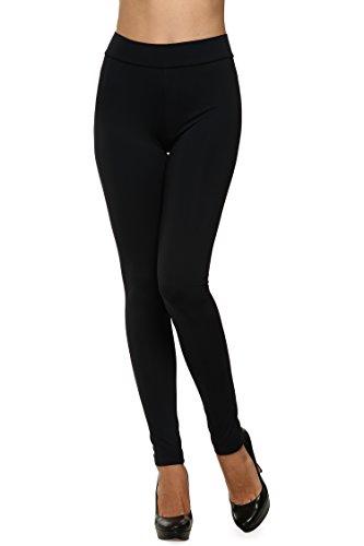 Avidlove Legging Gruesa Elástica Pantalones Lápiz para Mujer