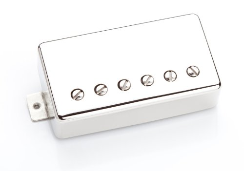 Seymour Duncan Saturday Night Special Tonabnehmer, Hals Nickel Cover (Duncan Cover Seymour Nickel)