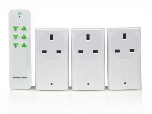 lightwaverf-wireless-control-plug-in-socket-kit-on-off-for-electrical-devices-with-remote-pack-of-3-