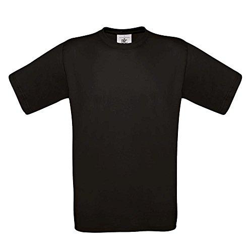 B&C - T-Shirt 'Exact 190' Black