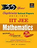 IIT JEE Mathematics : 35 Years Chapterwise Solved Papers 2013 - 1979 11th Edition price comparison at Flipkart, Amazon, Crossword, Uread, Bookadda, Landmark, Homeshop18
