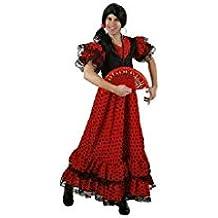 Atosa  - Disfraz bailaora flamenca lunares talla 2.