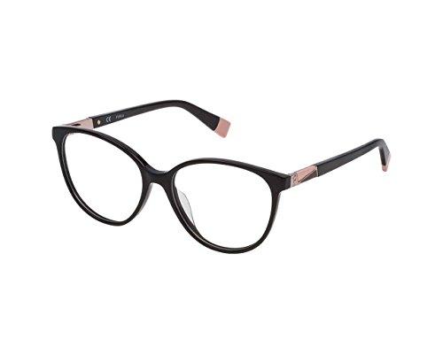 Furla occhiali vista donna vfu189 cat-eye (nero)