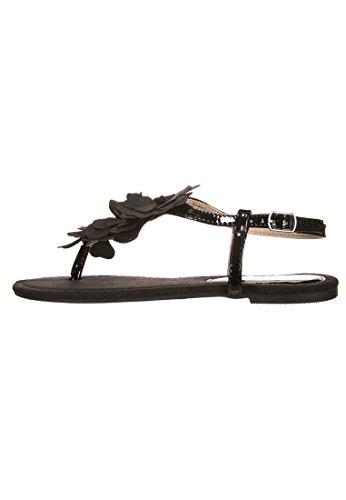 Anna field sandali da donna in nero, taglia 36