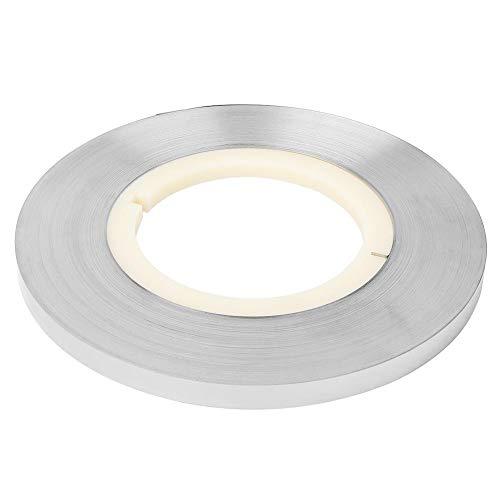 Pure Nickel Strip-0,15 mm 1 kg Nickel Stahl vernickeltes Band zum Löten von Li-Po-Akkus NiMh NiCd-Akkus und Punktschweißen(0.15 * 10mm) Nicd-pack