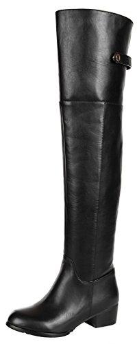 elehot-femme-eleonce-plat-4cm-souple-bottes-noir-43