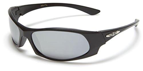 X-Loop Jungen Sonnenbrille Schwarz schwarz, Schwarz