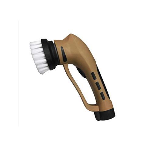 XSJZ Elektrischer Schuhpolierer , Hand tragbare Mini-Multifunktions-Reinigungsbürste Schuhputzset für Schuhe Sofas Jacke Handtaschen elektrischer Schuhputzer (/ Schuhputzmaschine Schuhputzset)