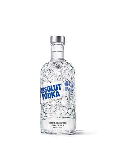 Absolut Recycled Limited Edition Wodka (1 x 0.70 l)