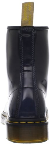 Dr Martens Vegan 1460, Chaussures femme Bleu Marine