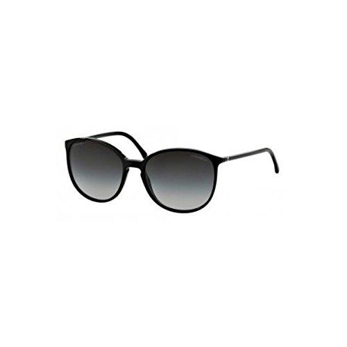 Chanel Signature CH 5278 C501/S6 Noir Verres dégradés Large 8tYeKv2