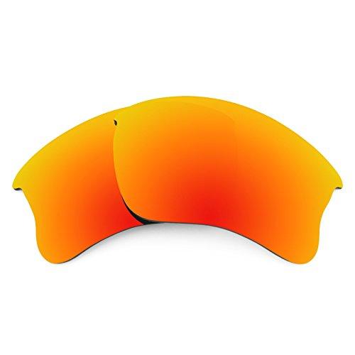 Revant Ersatzlinsen für Oakley Flak Jacket XLJ Feuerrot MirrorShield®