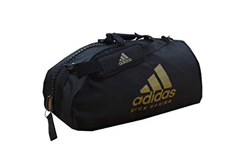 adidas Holdall - Bolsa de Deporte para Boxeo, Karate, Judo, Taekwondo, Kickboxing, jiu Jitsu