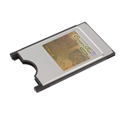 SaraHew74 Externer Compact Cf Falsh-Hochgeschwindigkeits-Speicherkartenadapter-Leser Cf Compact Flash Compact Flash-Karte Zum Laptop