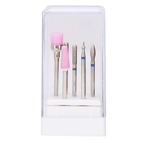 7 Pack Nagelfeile Ersatzkissen & Ersatzschleifköpfe Polnischen Disc für Standard Nagelfeile Clippers Nail Art Tools