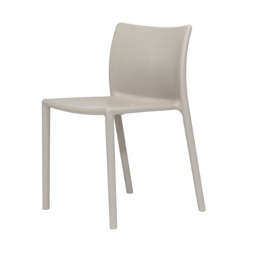 Air-Chair Stuhl / Stapelstuhl beige