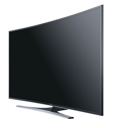 samsung ju6550 138 cm curved fernseher. Black Bedroom Furniture Sets. Home Design Ideas