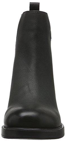 Wrangler Damen Gipsy Chelsea Boots Schwarz (62 Black)