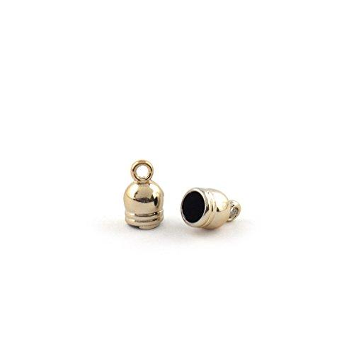 No.10 8 Piccolo oro a forma di campana Trims -