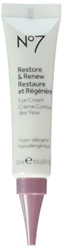 BOOTS No7 Restore & Renew Eye Cream by Boots (Pulver-boot)